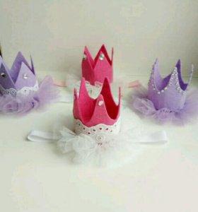 Корона для девочек