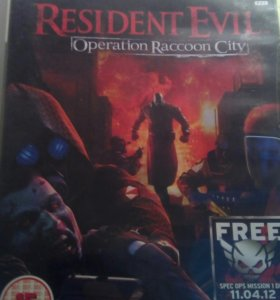 ResidentEvil(Operation Raccon City)