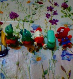 Мальчиковые игрушки