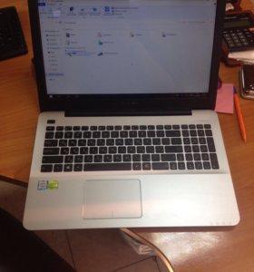 Asus X555UB игровой ноутбук