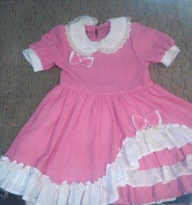 Платье,размер 134