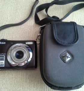 Фотоаппарат NIKON цифровой