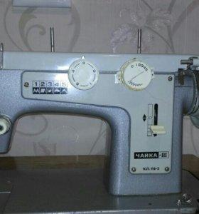 Напольная швейная машинка