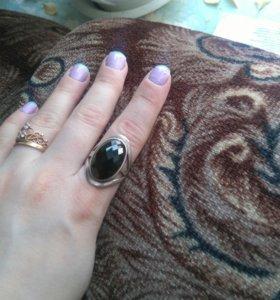 Серебряное кольцо, 925 проба