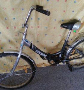 Велосипед космос