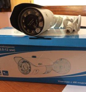 Видеокамера RVI