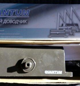 Дверной доводчик Quantum QM-d740 bronze