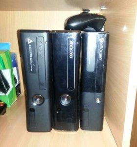 Xbox LT 3.0 на 250 гб + куча дисков