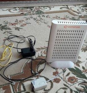 VDSL Wi-Fi роутер