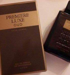 Avon Premiere luxe oud мужской парфюм