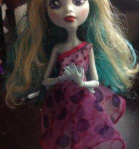 Кукла монстр хай ооак (перерисована)