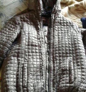 Куртка весенняя 56-58 размер