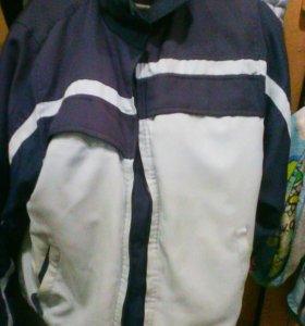 куртка демисизонная утеплёная