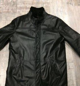 Куртка мужская, дубленка