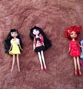 Куклы Монстр хай\ Monster High