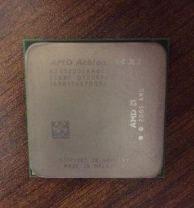 Процессор AMD Athlon 64Х2. 5200+