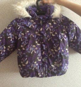 Зимняя куртка Lenne 92 размер