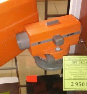 Оптический нивелир Eft 33