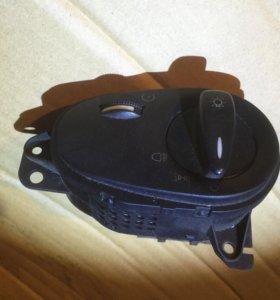 Блок управления светом форд фокус 1