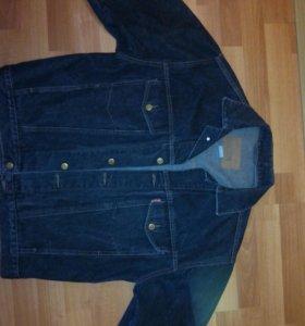 Джинсовая куртка 50р