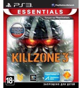 Игра KillZone 3 на PS3