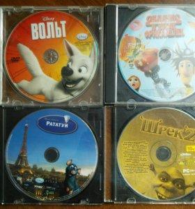 Игры для PC по мультфильмам