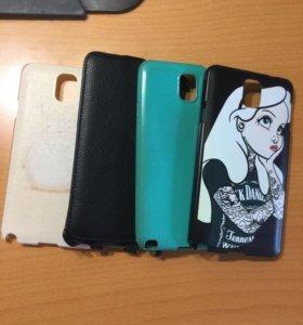 Чехлы на Samsung Galaxy Note3