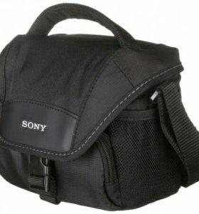 Сумка Sony LCS-X20 (черный)