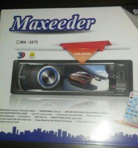 Автомагнитола Maxeeder mx 3275