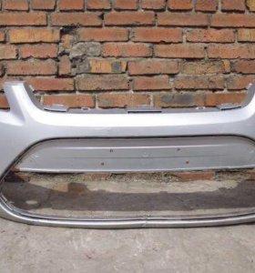 Бампер передние на форд фокус