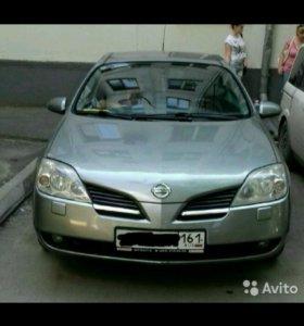 Ниссан примера (Nissan primera)