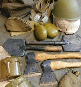 Военное снаряжение СССР