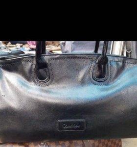 Дорожная сумка calvin klein.