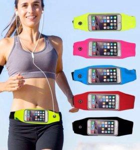 Сумка чехол, спортивная, iphone 6,7