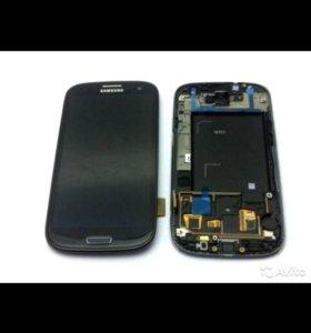 Новый дисплей (lcd) - Samsung S3 Neo i9300i