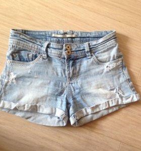 Шорты джинсовые 💙