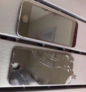 Замена стекла/дисплея на iPhone