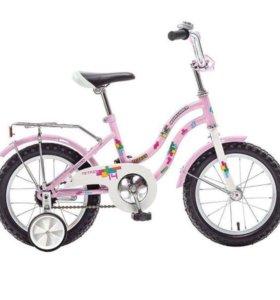 """Велосипед детский от 2 до 4 лет Диаметр колёс 12"""""""