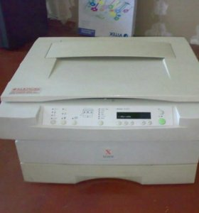 МФУ Kyocera KM-1525 и копир Xerox XC822 не рабочие
