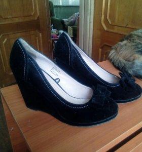 Туфли женские 37,5 р