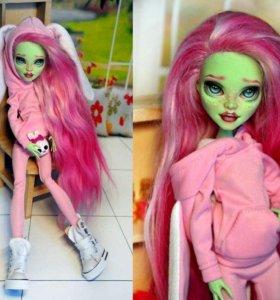 Куклы ооак монстр хай N2