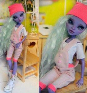 Куклы ооак монстр хай N3