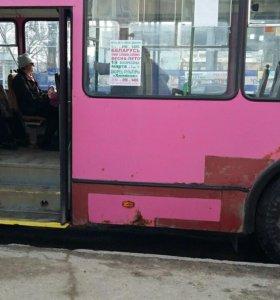 Размещение рекламы в троллейбусах
