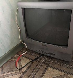 Телевизор маленький
