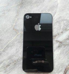Задняя крышка от iPhone 4s