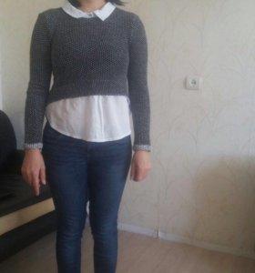 Рубашка женская motivi