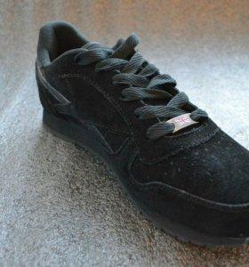 Нереальные Reebok Classic Leather Black Ultra
