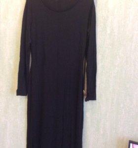 Платье новое трикотажное размер 46-48