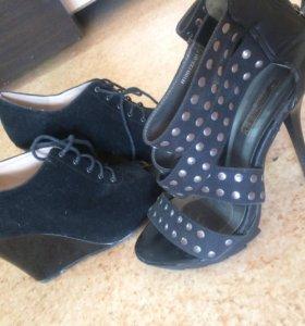 Обувь, за все 500р