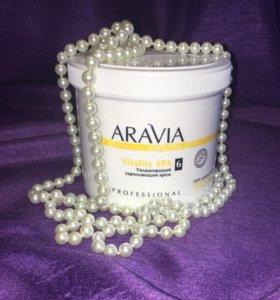 Крем для тела Aravia Vitality spa